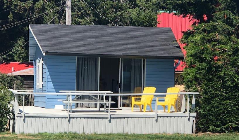 Breakers Resort Ocean view studio cabin number 9