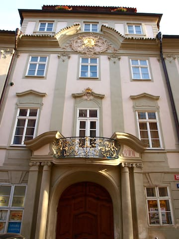 HOUSE AT THE SUMMER AND WINTER - Prague, Malá Strana - Appartement