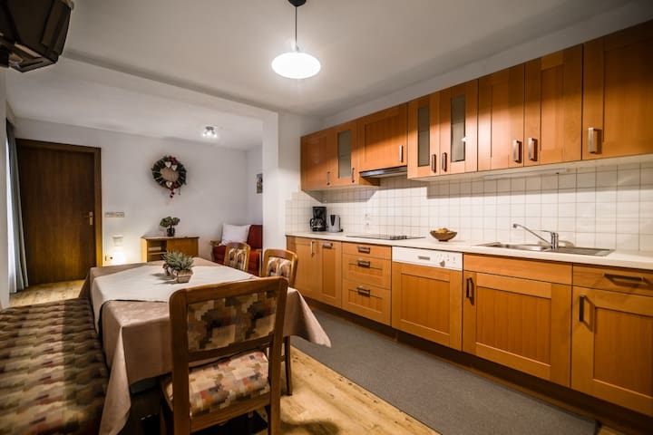 CIASA CONFOLIA - Corvara In Badia - Haus