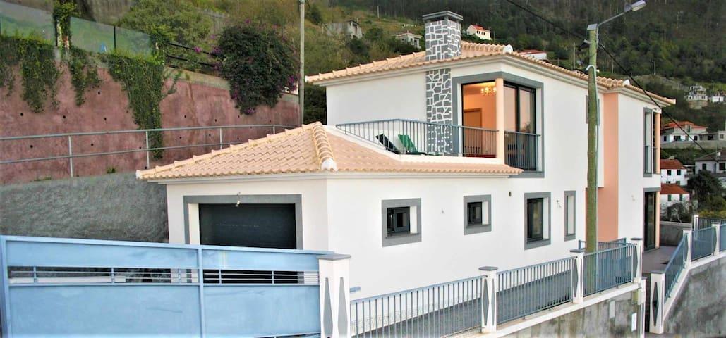 Silva Sol Villa in Madeira