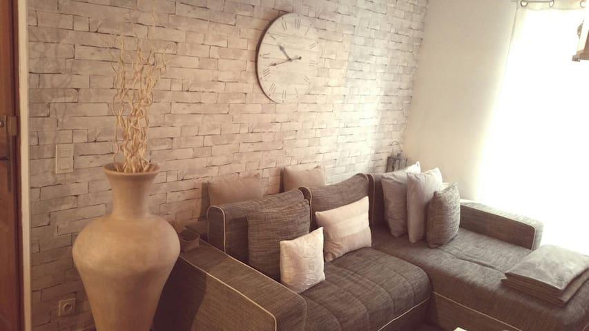 T3 tout confort au coeur du village - La Londe-les-Maures - Apartamento