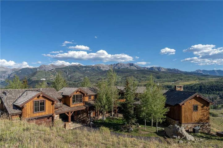 Tellurides Most Magnificent Views (Home)