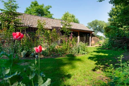sleeping in 'an earthly paradise ' - Aalten - B&B