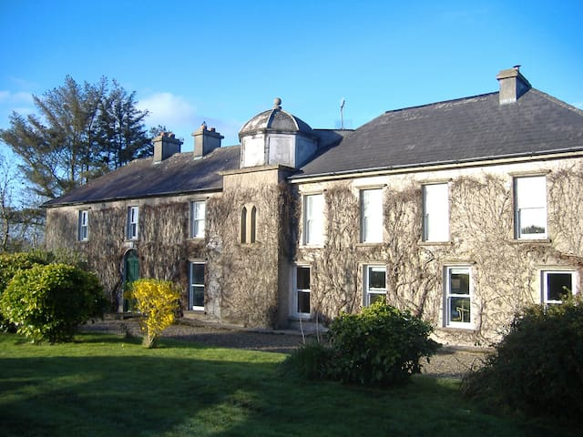 Large Irish country house  - New Ross - Hus