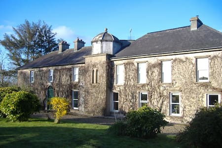 Large Irish country house  - New Ross - House