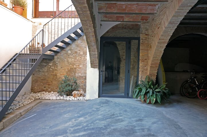 Casa acollidora Castelló d'Empúries - Castelló d'Empúries - Casa