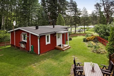 Dream houses by the sea and beach with sauna - Gävle S