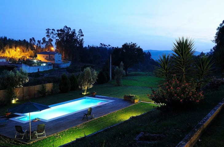 North of Portugal-A House With Soul - Penafiel - Villa
