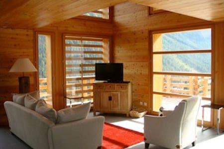 Chalet Meleze  Stunning 3 bedroom  - Grimentz
