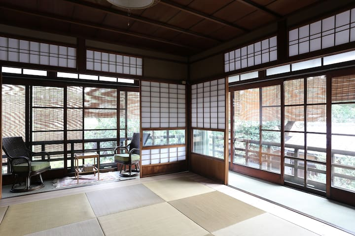 KYOTO B&B Traditional house Room桜