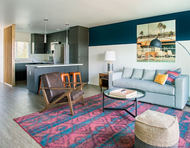 WanderJaunt | Cabrillo | 2BR | Point Loma