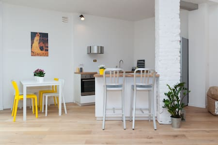 GREAT NEW LOFT TO LOVE TURIN - Torino