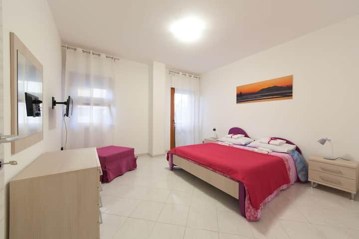 AppartamentiDueC Rosso X2