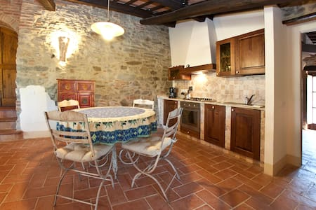 Stone Farmhouse with Pool 3 - Italy