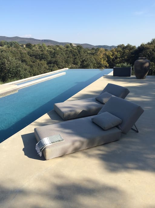 PAOLA LENTI DECK CHAIRS