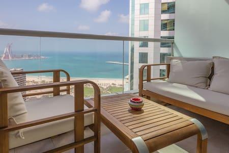 Amazing front sea view, marina - Dubai - Pis