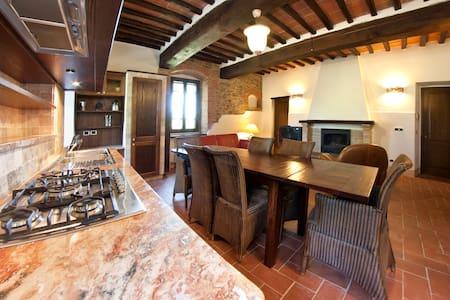 Stone Farmhouse with Pool 4 - Italy - Piegaro