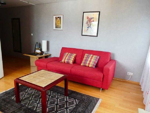 Ferienwohnung Diepold, (Wasserburg), Appartement mit 24qm, 1 Wohn-/Schlafzimmer, max. 2 Personen
