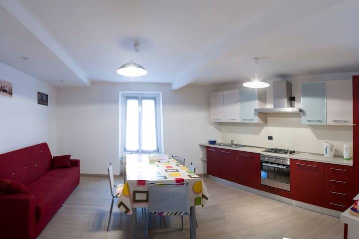 Appartamento Dervio, Como lake - Dervio - Apartment