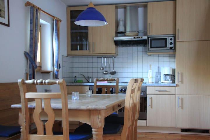 Ferienwohnung Schnalstal Karthaus - Karthaus - Appartement