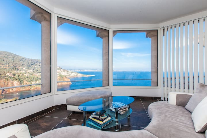 For a dream holiday on the Riviera - Théoule-sur-Mer - Apartment