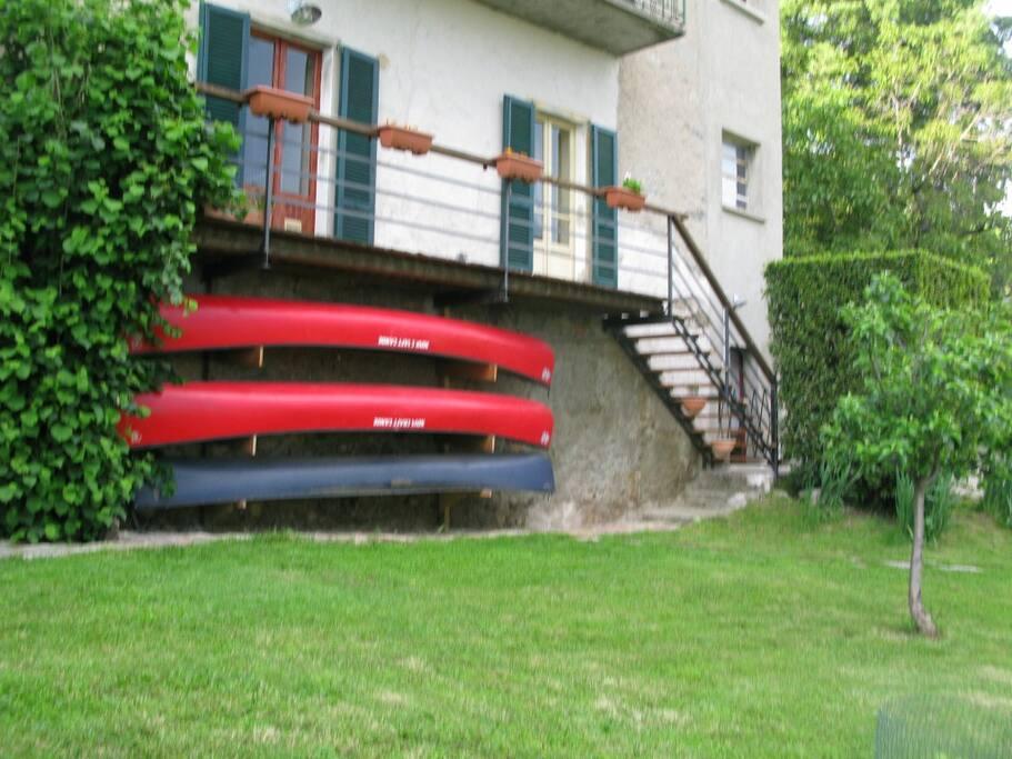 le canoe canadesi: la nostra passione