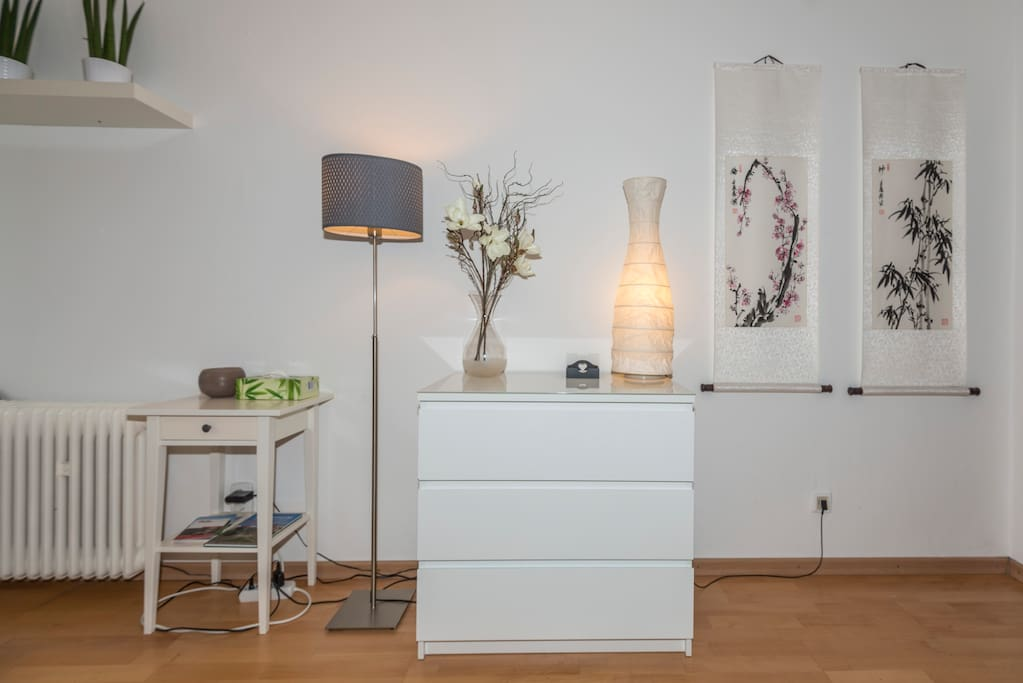 1 bedroom apt in prime location apartments for rent in mannheim baden w rttemberg germany. Black Bedroom Furniture Sets. Home Design Ideas