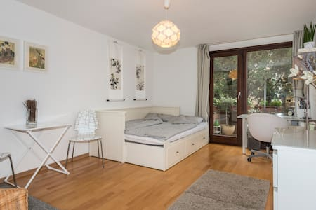 1 bedroom apt. in prime location - Mannheim