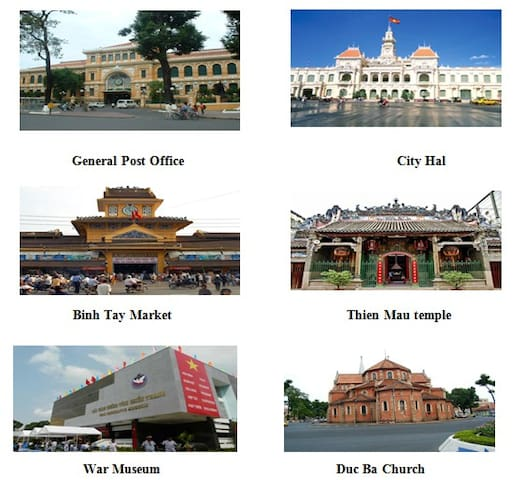 Sai Gon Package Tours(5 days)