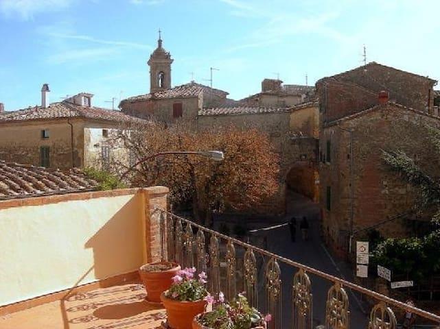 La casa di Lucia Castelmuzio Siena - Castelmuzio - House