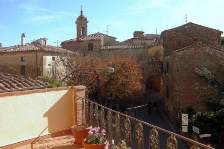 La casa di Lucia Castelmuzio Siena - Castelmuzio - Ev