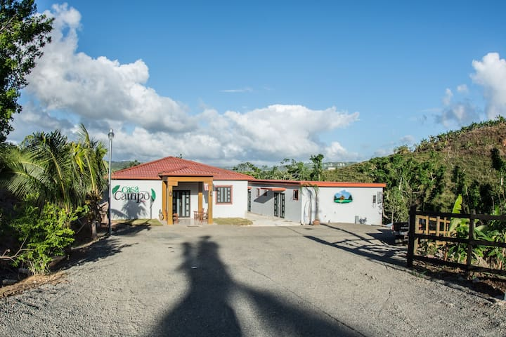 Casa Campo Bed and Breakfast 4