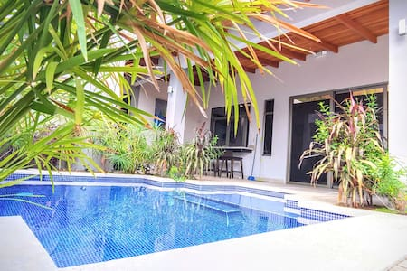 Beautiful private 2 bedrooms king size Villa .