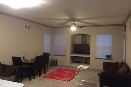 Luxury cozy private Bedroom - Tallahassee - Apartamento