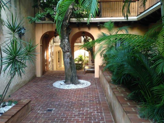 Exquisite Colonial Apt with Pool - Santo Domingo