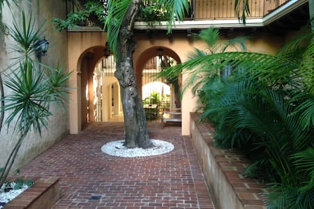 Exquisite Colonial Apt with Pool - Santo Domingo