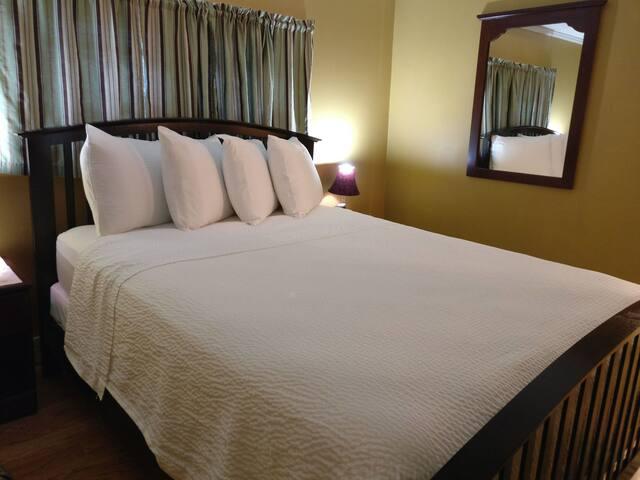 Sweet one bedroom cottage - Dayton - บ้าน