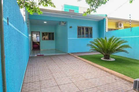 Casa da Sonia e Saulo - Casa inteira com edicula.