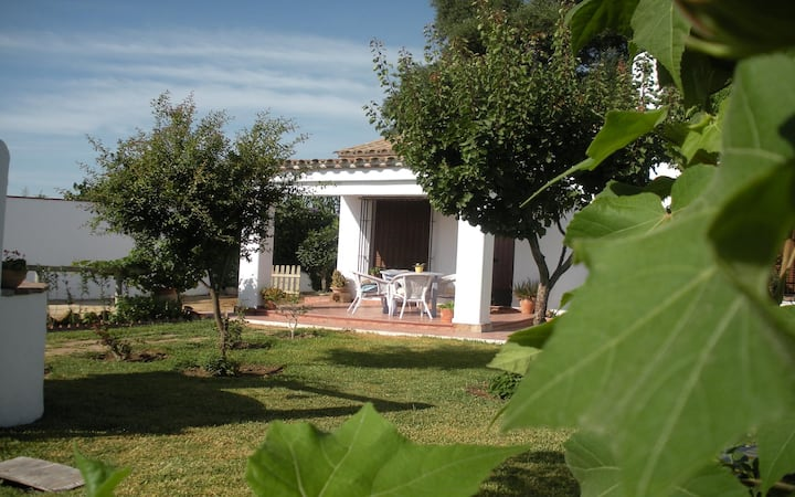 Casa rural privada en Conil - Estefania