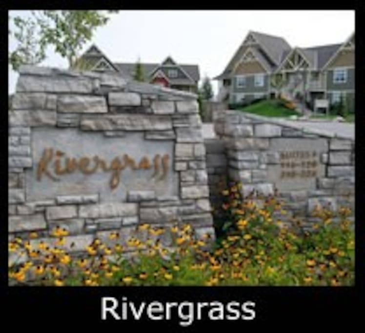 Entrance to Rivergrass