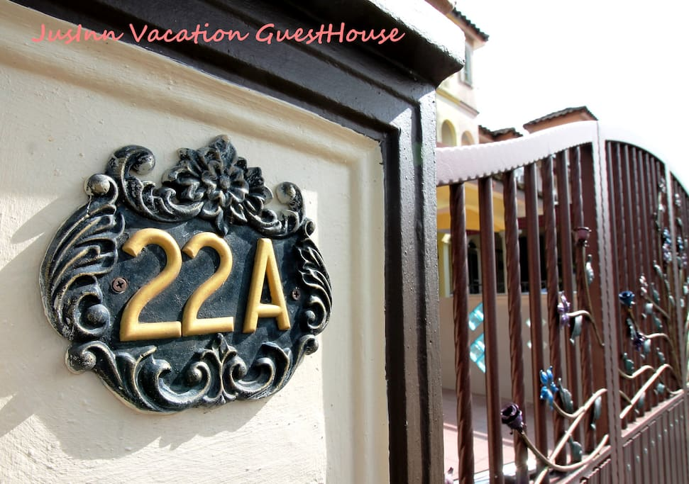 House Number - H22A