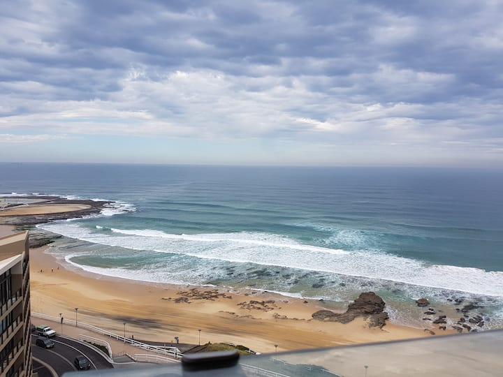 Beau Monde Apartments Newcastle - Horizon 2br Apt