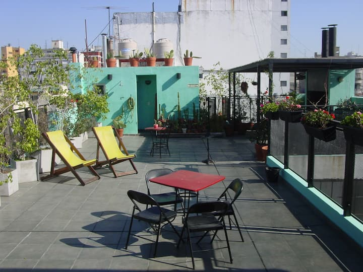 Single room rental in San Critobal