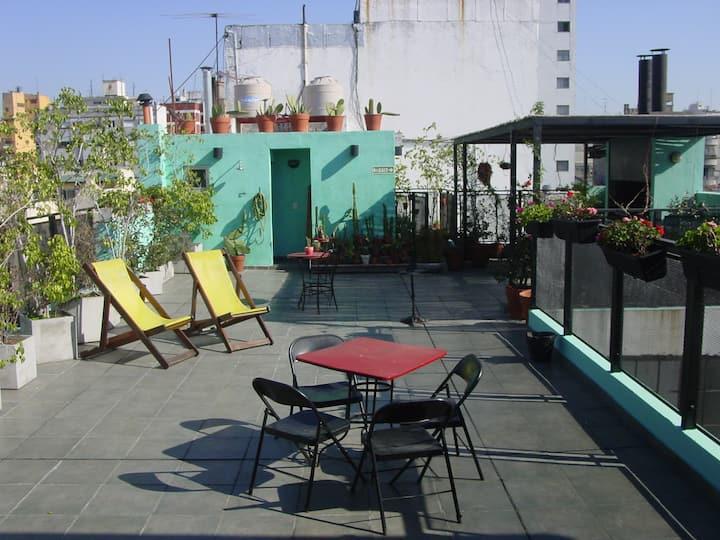 Single room rental in San Critobal