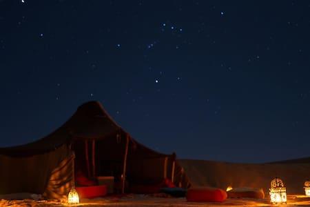 Aladdin camp - Mhamid
