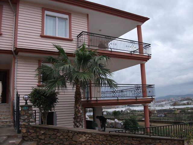 VİLLADA TATİL - Alanya/Konaklı - Villa