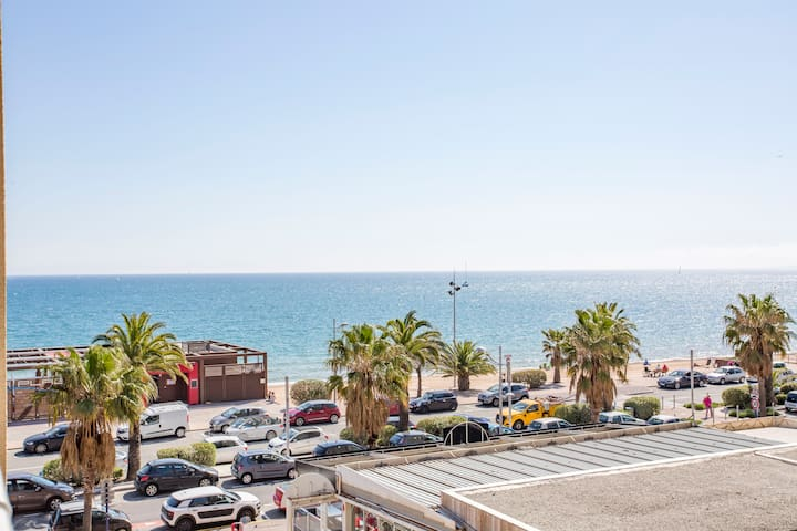 Superb apartement by the beach - Fréjus - Apartamento