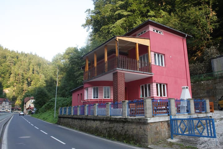 Holiday house in Hřensko - Hřensko  - Casa