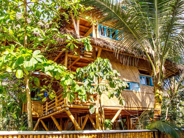Mompiche Ecuador Beach House For Rent