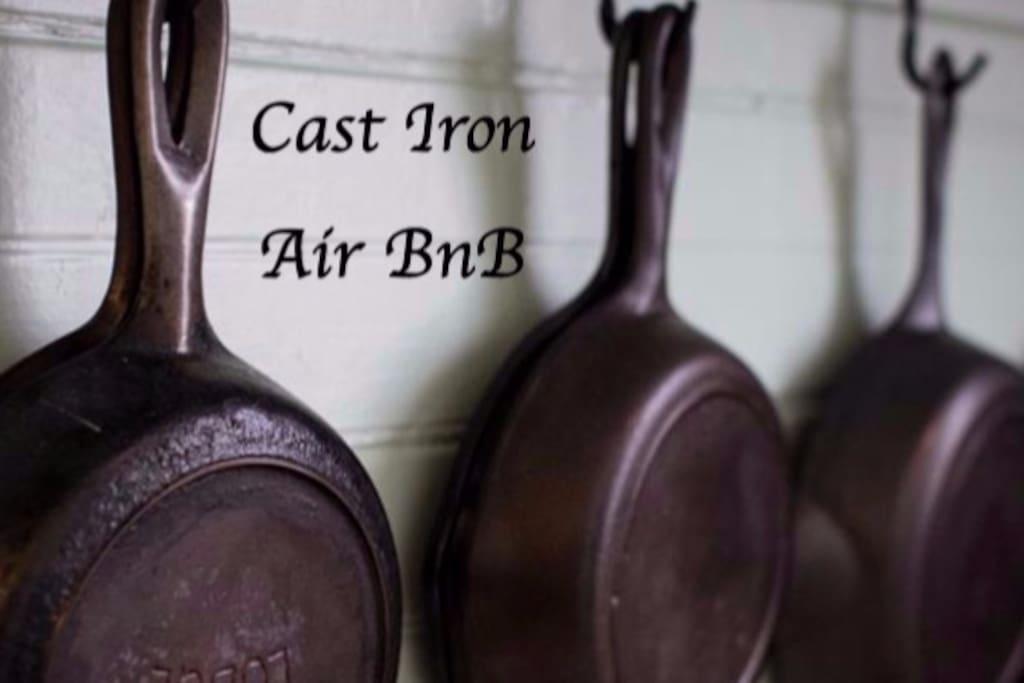 Cast Iron BnB